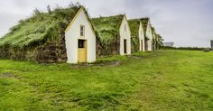 These cottages have been a solution for living in a tough environment for over a thousand years.