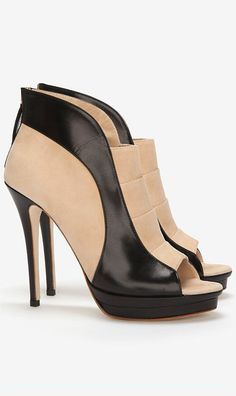 Jerome C. Rousseau Shootie... except for the part where I'm disgusted we're calling this a shootie... I mean, really?