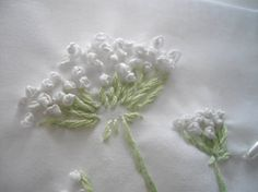 This delicate wildflower that resembles lace is taken from my sketches .......................