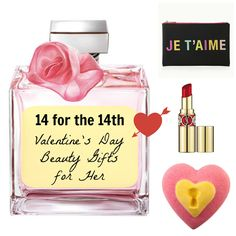 Valentine's Day Beauty Gifts for Her