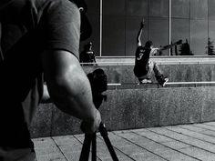 """Día 347: """"#Madrid #Rollerblade #grind"""" #proyecto365 días, solo fotos con #iphone6plus www.miguelonievafotografo.com"""