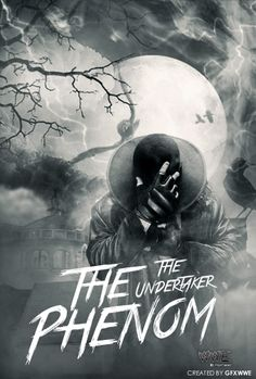 Poster The Undertaker by GFXWWE