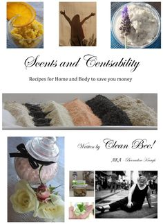 The 4 Blades interview Bee Keogh about her book 'Scents and Centsability' - cleaning & body care products in the Thermomix! Recipe Fo, Diy Beauty, Body Care, Health And Beauty, Bee, Cleaning, Cream, Beauty Products, How To Make