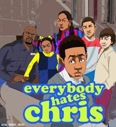 Everybody Hates Chris (Boondocks Style)