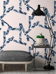 Papier peint Stripes - PaperMint