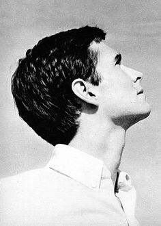 Anthony Perkins.