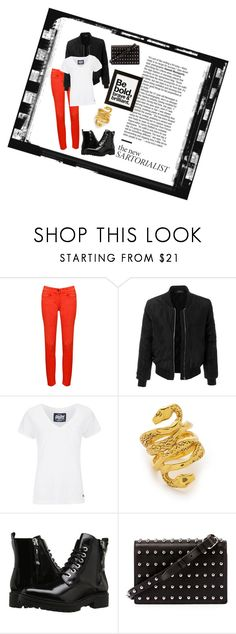 """""""random/different"""" by skylovessave ❤ liked on Polyvore featuring Relish, LE3NO, Superdry, Aurélie Bidermann, Kendall + Kylie, Alexander Wang and Urban Outfitters"""