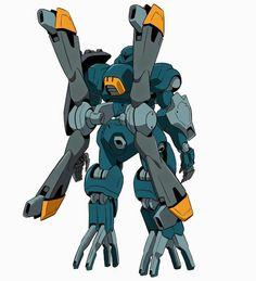 GUNDAM GUY: Gundam: Reconguista in G (Fall 2014) - New Videos, Images & Info [Updated 12/22/14]