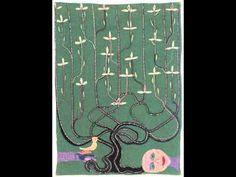 Isabel Parra - La Lavandera (ultima canción de Violeta Parra) Printmaking, Sweetie Belle