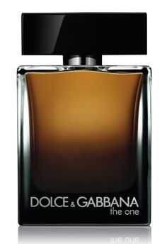 Dolce & Gabbana | The One | Woody Spicy | top notes of coriander, basil and grapefruit are leading to the heart where there is a warm blend of ginger, orange blossom and cardamom. Tobacco, sensual amber and cedar leave their mark at the base of the perfume.