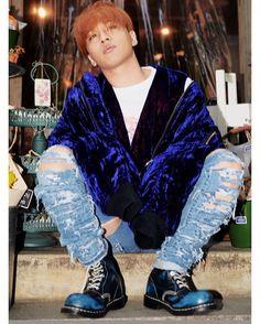 DAZED Korea TAEYANG|My BIGBANG Style Diary