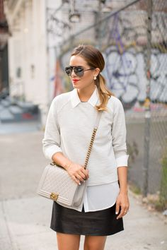 Fall Outfit Idea Fernanda's Choice | More Than Fashion and Living