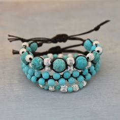 DIY festival fringe bracelets by Denise Yezbak Moore featuring Bliss Beads available at Jo-Ann Stores