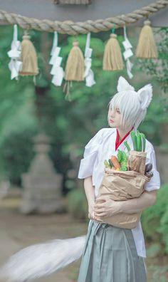Char : Tomoe Anime : Kamisama Hajimemashita Coser : Xiao Xiao Bai