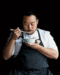 David Chang #chef #portraitphotography #color