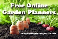 Free Online Garden Planners