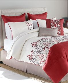 Ava 8 Piece Embroidered Comforter Sets Bed In A Bag Bath Macy S W Pewter Walls Laurie Allen Brand Name Bedding