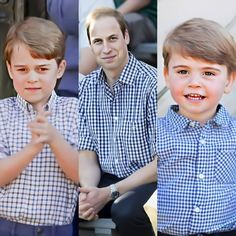 The Cambridge boys Prince William Family, Prince William And Catherine, George Of Cambridge, Duchess Of Cambridge, Duchess Kate, Duke And Duchess, Rosa Diaz, Kate Middleton, Royal Family Portrait