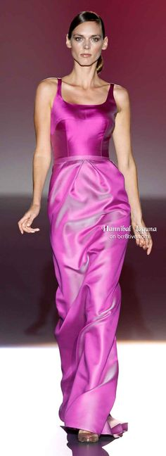 Hannibal Laguna Spring 2014 Madrid Fashion Week | bcr8tive.com