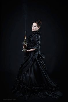 Hey, I found this really awesome Etsy listing at http://www.etsy.com/listing/161444284/gothic-mina-victorian-bustle-gown