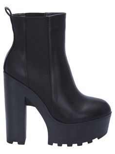 Shop Black Platform Chunky Boots online. SheIn offers Black Platform Chunky Boots & more to fit your fashionable needs.