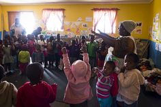 Giving to build capacity- a story about how our Asidlale programme is trying to put the power into the hands of the teachers when it comes to getting new resources. What Goes On, Giving, Early Childhood, Curriculum, Things To Come, How To Get, Teacher, Hands, Education