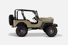 Icon 4x4 Jeep