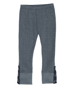e668bf5a7a491 Loving this Black Quincy Leggings - Toddler & Girls on #zulily! # zulilyfinds