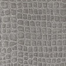 Graphite Animal Skins Decorator Fabric by Duralee