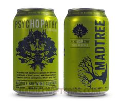 PyscHOPathy IPA from Madtree Brewing Company