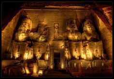 Egypt... the pyramids and the sphinx, the valleys of the kings and maybe a camel ride down the Nile