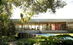 Geneses House, Isay Weinfeld, Brazil.