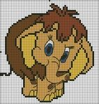Мобильный LiveInternet Схемы жаккарда для деток   Coffee_limon - Записки на дольках лимона с оттенком кофейного вкуса   Mini Cross Stitch, Cross Stitch Cards, Cross Stitching, Cross Stitch Embroidery, Pixel Crochet Blanket, Tapestry Crochet, Knitting For Kids, Baby Knitting, Crochet Baby