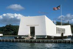 Pearl Harbor - USS Arizona Memorial