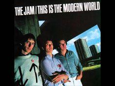 The Jam - This Is The Modern World (Full Album) 1977