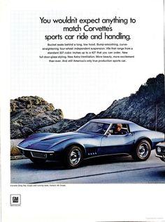 1968 Corvette Sting Ray Coupe