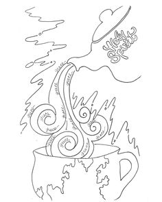 FREE Love Coloring Art Printable Page 8x10 Download Color As You Read And Reflect On The