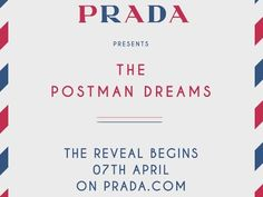 PRADA: THE POSTMAN DREAMS