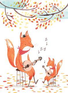 rachel stubbs - banjo_foxes.jpg