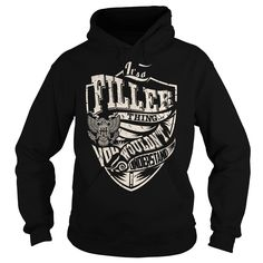 Its a FILLER Thing (Eagle) - Last Name, Surname T-Shirt