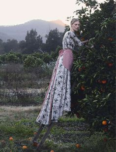 Pick of the Crop: Julia Nobis shot by Stephan Ward for Vogue Australia, October 2013