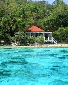 Little Thatch Island, British Virgin Islands (honeymoon!!!)