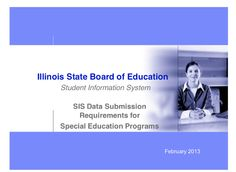 Illinois Alliance of Administrators of Special Education Winter Conference handout 2/13. Main Site http://www.iaase.org/static.asp?path=4073  Pinned by SOS Inc. Resources http://pinterest.com/sostherapy
