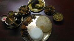 Jamai sasthi special thali Indian Meal, Indian Food Recipes, Ethnic Recipes, Palak Paneer, Meals, Breakfast, Power Supply Meals, Morning Coffee, Meal
