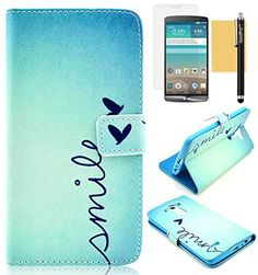 LG G3 Case, LG G3 Wallet Case, GoodPro™ Popular Fashion [Personal Stlye Design] (Pattern E), Premium PU Leather Wallet Case Flip Cover with Card Holder for LG G3, Included (Screen Protector, Stylus and Cleaning Cloth), LG G3 Case, http://www.amazon.com/dp/B00WM88U8M/ref=cm_sw_r_pi_awdm_dWPwvb0MTV8YM