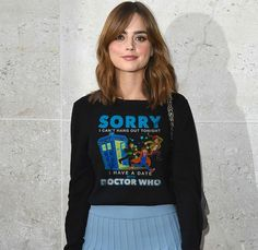 Date with the doctor, doctor who sweater