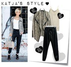 Get the Look! Diesen und viele andere Styles unserer Katja findet Ihr in allen Colloseum, Forever18 und Fashion Club Stores! Holt sie Euch :) @ mycolloseum.com