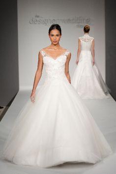 Best Designer Wedding Dresses - Vera Wang & more (BridesMagazine.co.uk) (BridesMagazine.co.uk) Phillipa Lepley