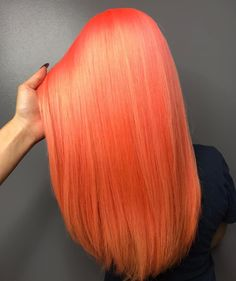 Arctic Fox hair color is vibrant, long-lasting, semi-permanent hair dye that is made in the USA. We are vegan, cruelty-free and contain added conditioners. Best Ombre Hair, Brown Ombre Hair, Ombre Hair Color, Hair Colour, Peach Hair, Yellow Hair, Coral Hair, Turquoise Hair, Violet Hair