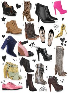 Sea of Shoes is the personal style blog of Jane Aldridge.